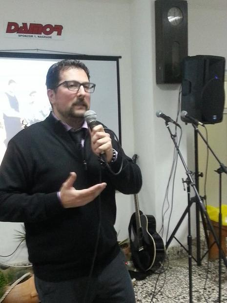Zoran Pejovic from Paradox Hospitality delivered a thought-provoking speech from the persepctive of ...