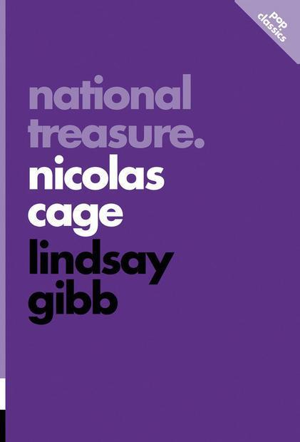 National Treasure  by Lindsay Gibb
