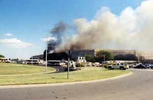 9/11 Attacks and Investigation Image: Pentagon Exterior.