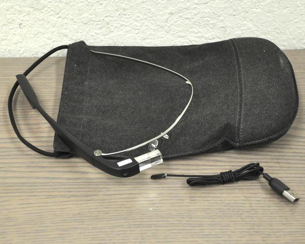 Google Glass Enterprise Edition appeared for sale on eBay