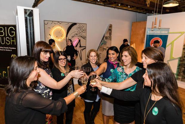 The Big Push is a collective helping female-led tech businesses get from seed to Series A funding.