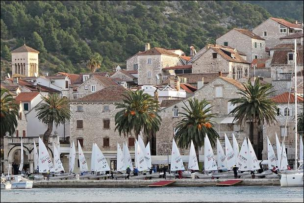 The traditional Laser Europa Cup New Year Regatta takes sailing tourism up to December 31 each year.